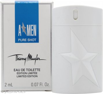 Thierry Mugler A*Men Pure Shot Eau de Toilette 2ml Spray - Edizione Limitata