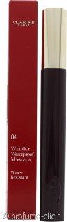 Clarins Wonder Mascara 7ml Plum 04 - Waterproof