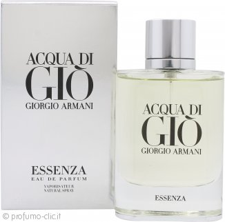Giorgio Armani Acqua di Gio Essenza Eau de Parfum 75ml Spray
