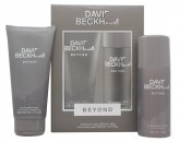 David & Victoria Beckham Beyond Confezione Regalo 40ml EDT + 150ml Deodorante Spray