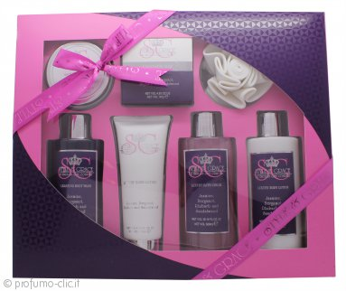 Style & Grace Ultimate Bathing Indulgence Confezione Regalo - 7 Pezzi
