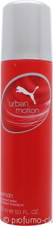 Puma Urban Motion Women Deodorante Spray 150ml