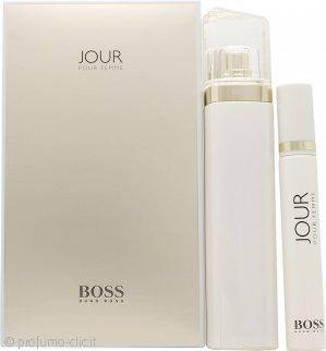 Hugo Boss Boss Jour Pour Femme Confezione Regalo 75ml EDP + 7.4ml EDP Penna