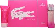 Lacoste Touch of Pink Confezione Regalo 50ml EDT + 100ml Lozione Corpo