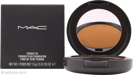 MAC Studio Fix Powder Plus Fondotinta 15g - NW48