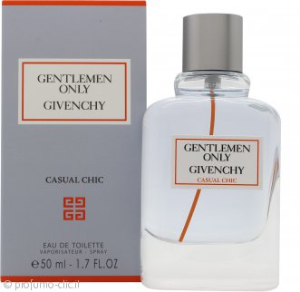 Givenchy Gentlemen Only Casual Chic Eau de Toilette 50ml Spray
