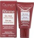 Guinot Trés Homme Express Anti-Fatigue Gel Occhi 20ml