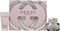Gucci Bamboo Confezione Regalo 75ml EDP + 100ml Lozione Corpo + 100ml Gel Doccia