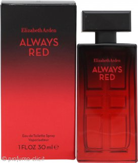 Elizabeth Arden Always Red Eau de Toilette 30ml Spray