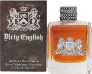 Juicy Couture Dirty English Eau de Toilette 100ml Spray