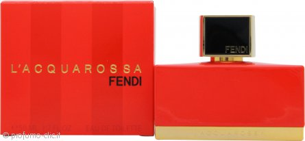 Fendi L'Acquarossa Eau de Toilette 50ml Spray