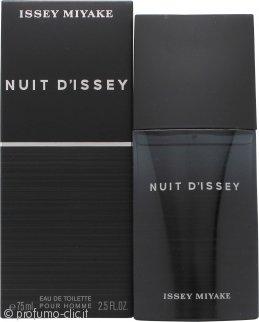 Issey Miyake Nuit d'Issey for Men Eau de Toilette 75ml Spray
