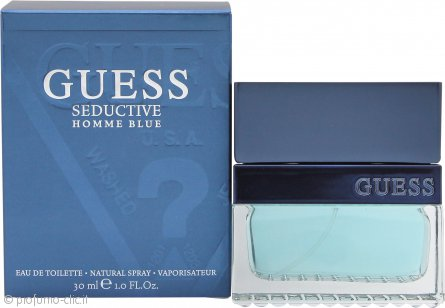 Guess Guess Seductive Homme Blue Eau de Toilette 30ml Spray