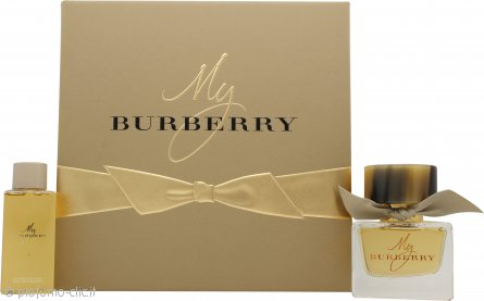 Burberry My Burberry Confezione Regalo 50ml EDP + 75ml Gel Doccia