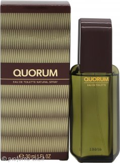 Antonio Puig Quorum Eau de Toilette 30ml Spray