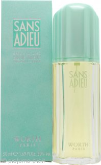 Worth Sans Adieu Eau de Toilette 50ml Spray