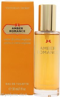 Victorias Secret Amber Romance Eau de Toilette 30ml Spray
