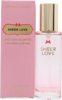 Victorias Secret Sheer Love Eau de Toilette 30ml Spray