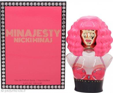 Nicki Minaj Minajesty Eau de Parfum 100ml Spray