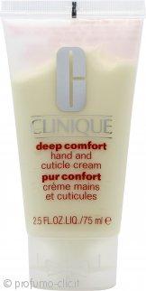 Clinique Deep Comfort Crema Mani & Cuticole 75ml