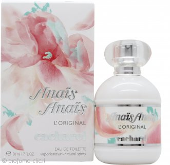 Cacharel Anais Anais L'Original Eau De Toilette 50ml Spray