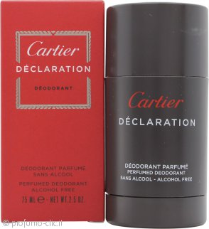 Cartier Declaration Deodorante Stick 75g