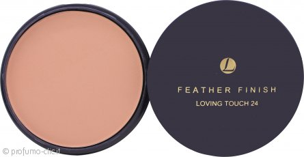 Lentheric Feather Finish Polvere Compatta Ricarica 20g - Loving Touch 24