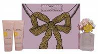 Marc Jacobs Daisy Eau So Fresh Confezione Regalo 75ml EDT + 75ml Lozione per il Corpo + 75ml Gel Doccia