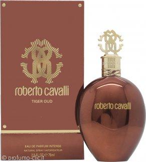 Roberto Cavalli Tiger Oud Eau de Parfum Intense 75ml Spray
