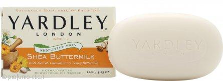 Yardley Shea Buttermilk Sapone 120g