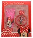 Disney Minnie Mouse Confezione Regalo 50ml EDT + 100ml Gel Doccia