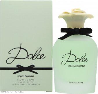 Dolce & Gabbana Dolce Floral Drops Eau de Toilette 75ml Spray