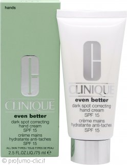 Clinique Even Better Dark Spot Correcting Crema Mani SPF15 75ml