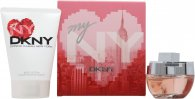 DKNY My NY Confezione Regalo 30ml EDP Spray + 100ml Lozione Corpo