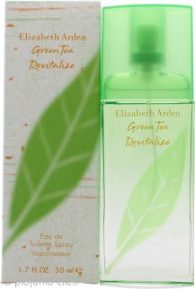 Elizabeth Arden Green Tea Revitalize Eau de Toliette 50ml Spray