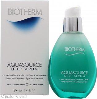Biotherm Aquasource Deep Siero 50ml Tutti i Tipi di Pelle