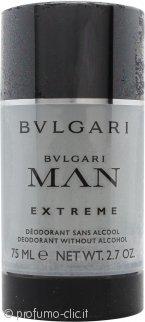 Bvlgari Man Extreme Deodorante Stick 75ml