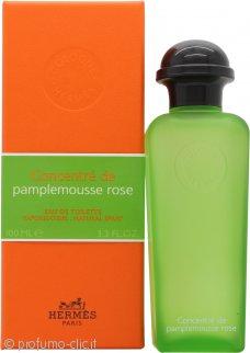 Hermes Eau de Pamplemousse Rose Eau de Cologne Concentre 100ml Spray