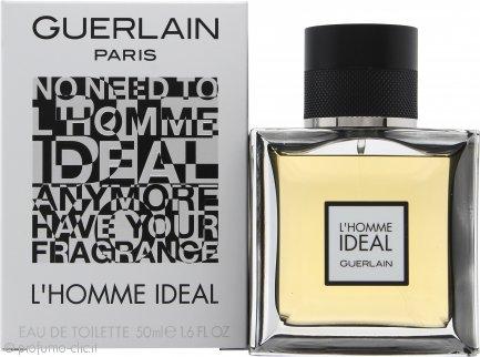 Guerlain L'Homme Ideal Eau de Toilette 50ml Spray