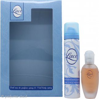 Taylor of London Lace Confezione Regalo 25ml EDP + 75ml Spray Corpo