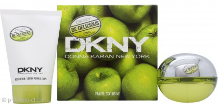 DKNY Be Delicious So Sweet Confezione Regalo 50ml EDP + 100ml Lozione Corpo
