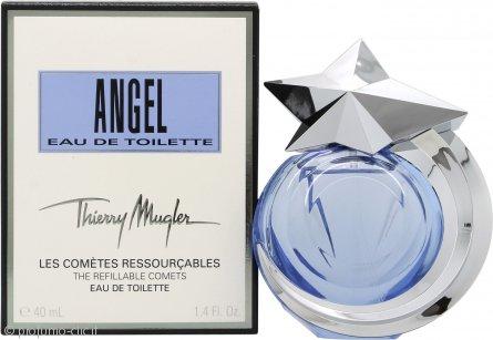 Thierry Mugler Angel Eau de Toilette 40ml - Ricaricabile