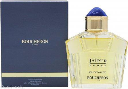 Boucheron Jaipur Homme Eau de Toilette 50ml Spray