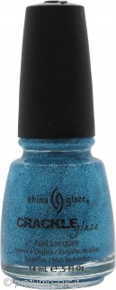 China Glaze Crackle Glaze Smalto 14ml - Gleam Me Up