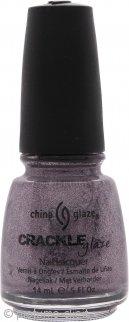 China Glaze Crackle Glaze Smalto 14ml - Latticed Lilac