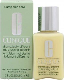 Clinique Dramatically Different Lozione Idratante 50ml Very Dry To Dry Combination