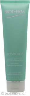 Biotherm Biosource Hydra Mineral Mousse Tonica Detergente 150ml Pelle Normale/Mista