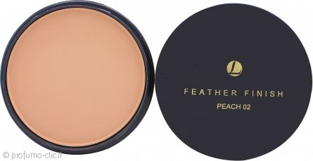 Lentheric Feather Finish Polvere Compatta 20g - Peach 02