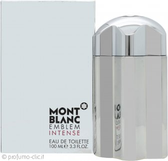 Mont Blanc Emblem Intense Eau de Toilette 100ml Spray