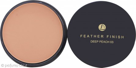 Lentheric Feather Finish Polvere Compatta Ricarica 20g - Deep Peach 03
